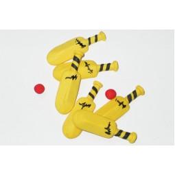 Geltonos kriketo lazdos