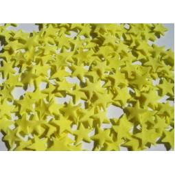 Geltonos spalvos žvaigždutės