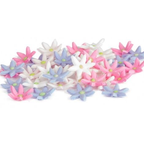 Įvairiaspalvės gėlytės