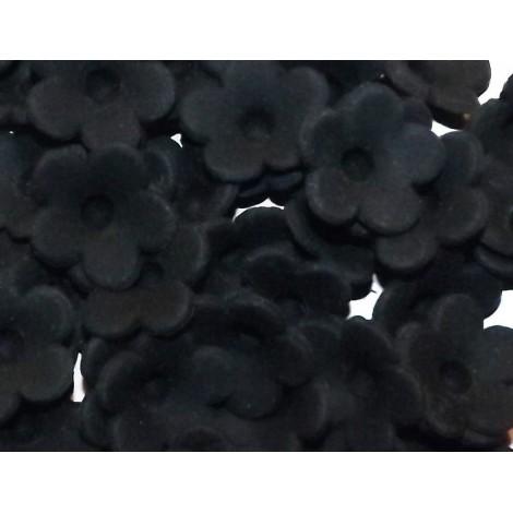 Juodos spalvos gėlės
