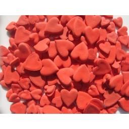 Raudonos širdelės