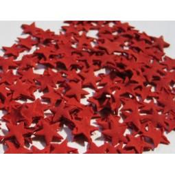 Rubino (Raudonos) spalvos žvaigždutės