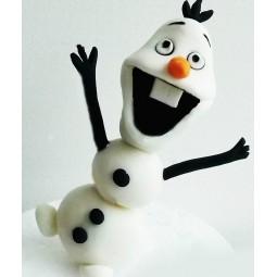 Snowman Olaf 3D