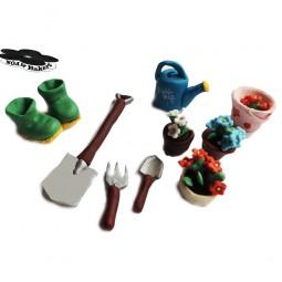 Garden tools 3D