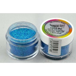 Rainbow dust blizgūs mėlyni pabarstukai