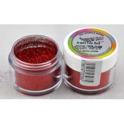Rainbow dust blizgūs raudoni pabarstukai