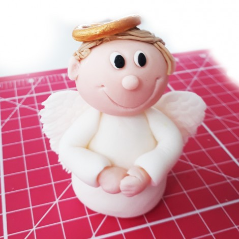 Sugar Decorations - Cake topper Angel
