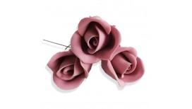 Blankios rožinės spalvos didelė rožė