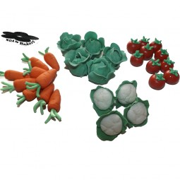 Vegetable set 3D