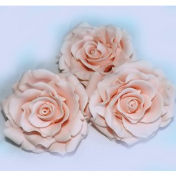 Wired light pink vintage rose